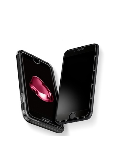 GLAS.tR SLIM iPhone 7 Cam Ekran Koruyucu-Spigen